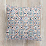 Minted Southwestern Tile. Square Pillow