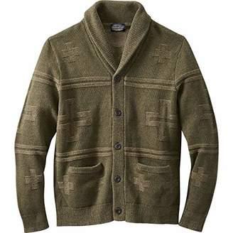Pendleton Woolen Mills Pendleton Men's Cross Motif Cardigan Sweater