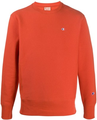 Champion Embroidered Logo Jumper