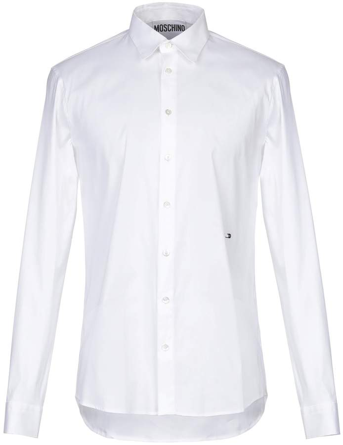 2c7a600af782 Moschino Men's Longsleeve Shirts - ShopStyle