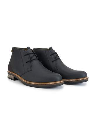 Barbour Readhead Chukka Boots Colour: BLACK, Size: UK 6