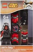 Lego Kids' Star Wars Darth Maul Watch 9004315