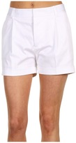 DSquared DSQUARED2 - Simply Dona Short (White) - Apparel