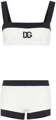 Dolce & Gabbana Logo bikini