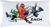 Power Rangers Super Mega Mode Personalized Pillowcase
