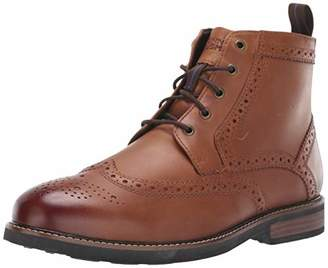 Nunn Bush Men's Odell Wingtip Chukka Boot with KORE ComfortTechnology