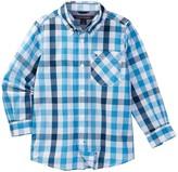 Tommy Hilfiger Melvin Plaid Shirt (Little Boys)