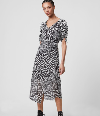 AllSaints Carla Remix Dress