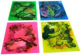 Neon Blast Coasters