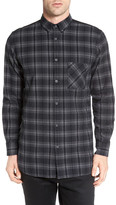 Zanerobe Seven Ft Longline Flannel Shirt