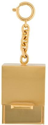 Marni box-shaped pendant necklace