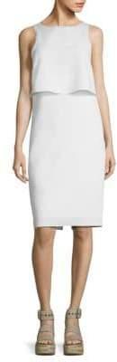 Rag & Bone Eliza Popover Crepe Dress