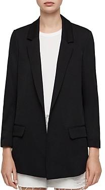 AllSaints Aleida Open-Front Blazer