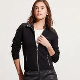 Ralph Lauren Stretch Cotton Moto Jacket