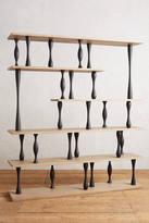 Anthropologie Tudor-Leg Bookcase