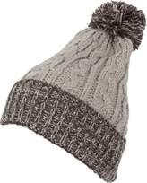 Sakkas CADK1516 - Effie Unisex Heather Multi Colored Pom Pom Knit Beanie Hat - OS