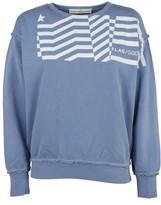 Golden Goose Deluxe Brand Printed Sweatshirt