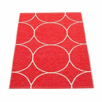 PAPPELINA Rug Boo 70 x 100 cm Red Vanilla