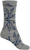 Richer Poorer Poppins Socks - Crew (For Women)