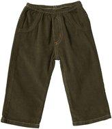 Charlie Rocket Corduroy Pants (Baby) - Olive-18-24 Months