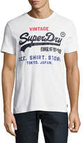 Superdry Bold Print Crew Neck T-Shirt