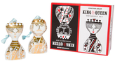Jonathan Adler King and Queen Ornaments (Set of 2)