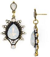 Aqua Fairuza Statement Earrings