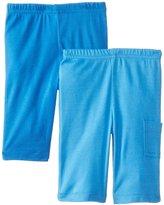 Gerber 2 Pack Pants (Baby) - Blue-0-3 Months