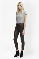 Atlantic Faux Leather Trousers