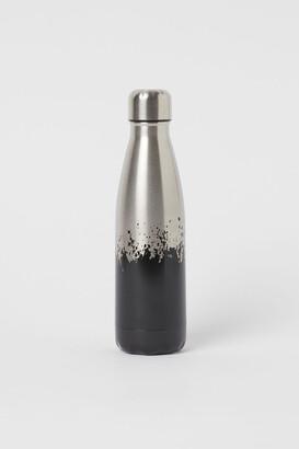 H&M Metal Water Bottle