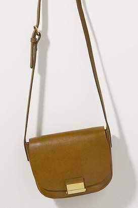 Mimi Berry Remi Vegetable-Tanned Leather Crossbody Bag