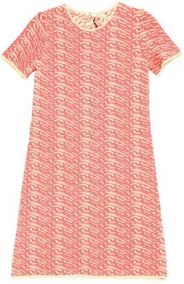 Bouchra Jarrar Pink Dress for Women