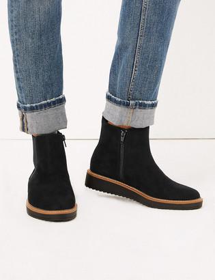 Marks and Spencer Chelsea Flatform Ankle Boots