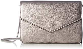 Esprit 087ea1o067, Women's Shoulder Bag, Grau (Gunmetal), (B x H T)