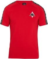 Marcelo Burlon County of Milan Kappa cotton T-shirt