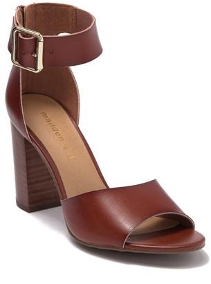 Madden-Girl Harperr Open Toe Block Heel Sandal