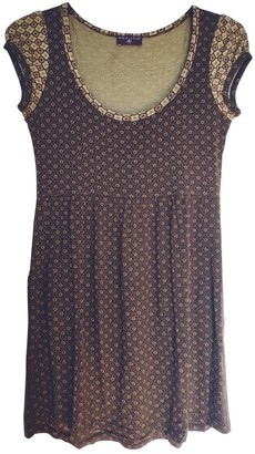 One Step Brown Dress for Women