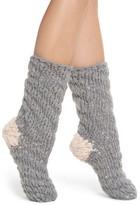 Lemon Women's Winter Tale Bootie Slipper Socks