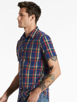 Lucky Brand Heritage Plaid One Pocket Ballona