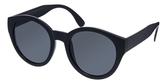 ASOS Oversized Round Sunglasses - Black