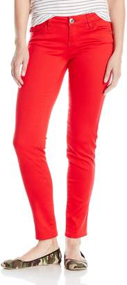 Celebrity Pink Jeans Women's 5 Pocket Color Skinny Jeans