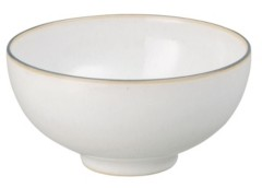 Denby Studio Craft Grey/White Rice Bowl