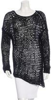 Helmut Lang Ribbon Knit Sweater w/ Tags