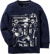 Carter's Boys Graphic T-Shirt-Preschool