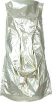Rick Owens wrinkled effect dress - women - Cotton - 40