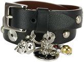 Alexander McQueen Fly Charms Bracelet