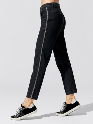 Sundry Clean Straight Trouser