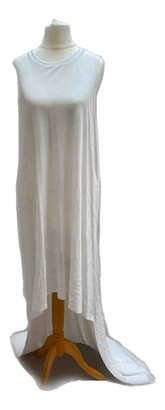 Aq/Aq Aqaq White Dress for Women