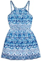 Sally Miller Girls' Print Sundress - Sizes S-XL
