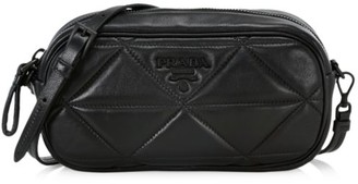 Prada Spectrum Quilted Leather Mini Bag